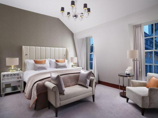 Conrad London St. James hotel accepts paypal in London