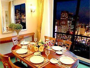 Marriott Executive Apartments Sao Paulo - Balkoni/Teres