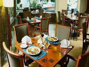 Eurostars Zona Rosa Suites Mexico City - Restaurang