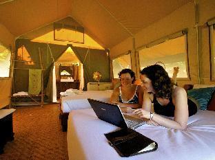 ヒン トック リバー キャンプ アット ヘルファイア パス ホテル Hin Tok River Camp @ Hell Fire Pass Hotel