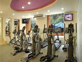 Camino Real Hotel Mexico City - Fitness Room