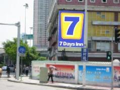 7 Days Inn Guangzhou Sai Ma Chang Branch, Guangzhou