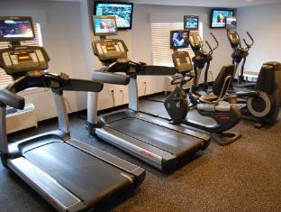 Radisson Hotel Harrisburg Harrisburg (PA) - Ruangan Fitness