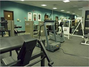 Best Western Royal Plaza Conference Center Hotel Fitchburg (MA) - Fitness Room