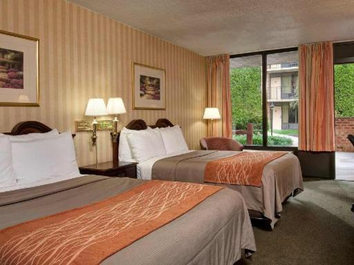 Quality Inn Tysons Corner Vienna Hotel Accepts Paypal In Va