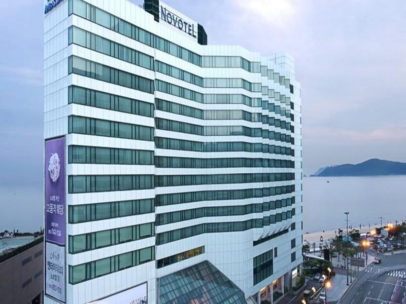 South Korea-노보텔 앰배서더 부산 호텔 (Novotel Ambassador Busan Hotel)