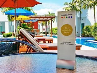 Kata Lucky Villa & Pool Access Phuket - 2014 Gold Circle Award