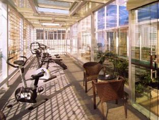 軟銀數碼港酒店 廣州 - 健身房