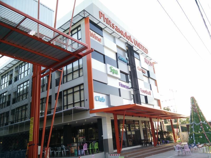 Phitsanulok United Hotel,โรงแรมพิษณุโลก ยูไนเต็ด