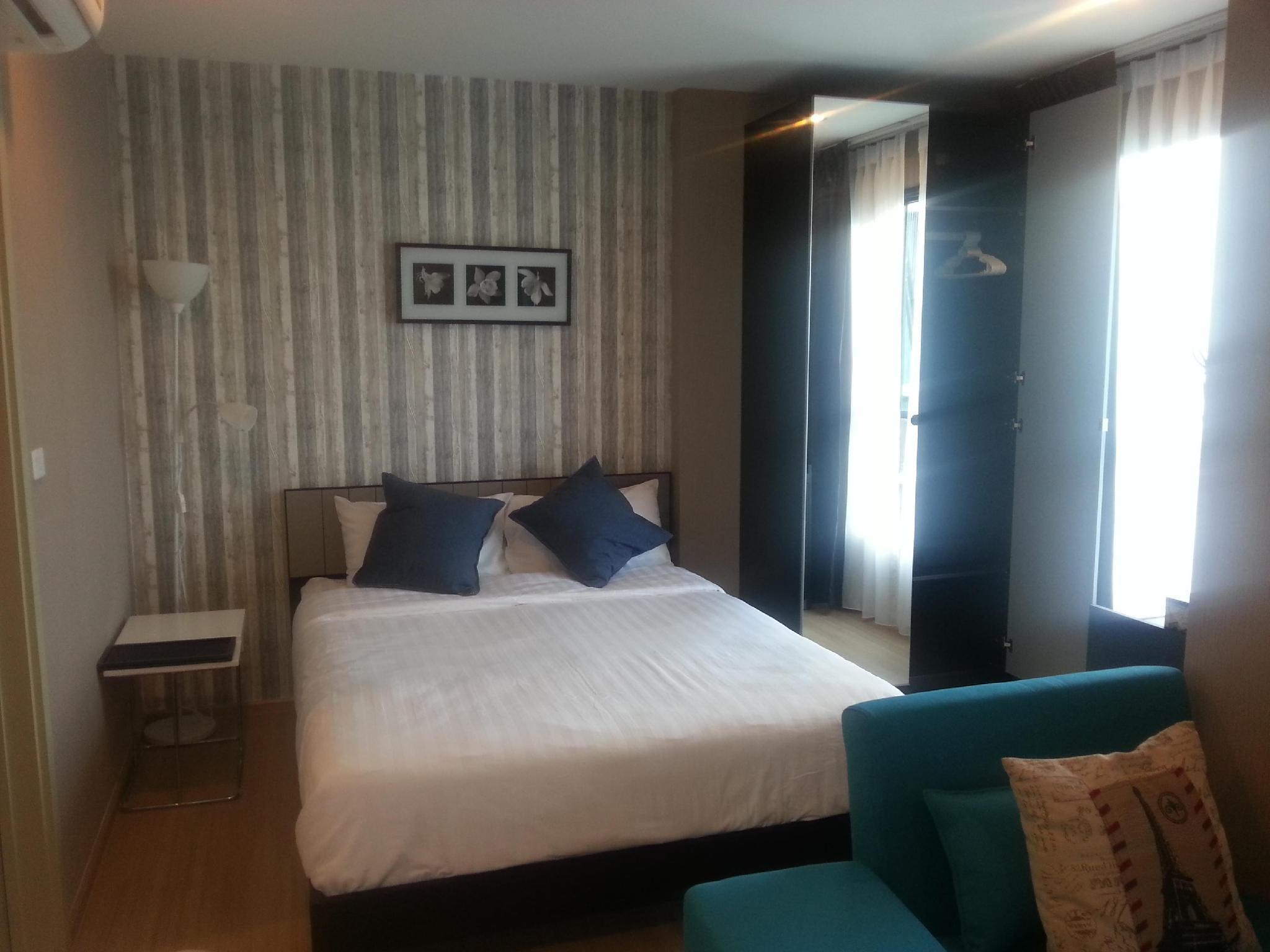 โรงแรมเดอะ เบส รามา9 บาย ริกโก้