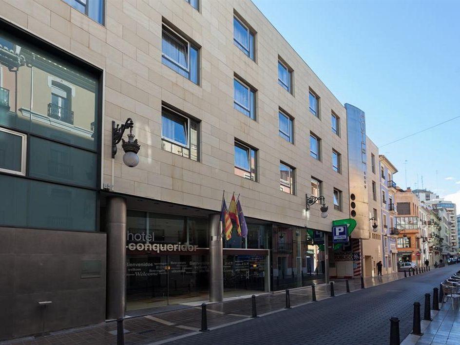 Hotel Conqueridor – Valencia 1