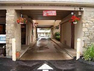 Red Roof Inn Findlay Findlay (OH) - Entrance