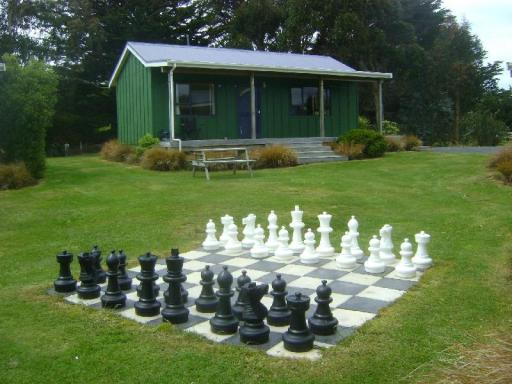 Newhaven Holiday Park Cabin PayPal Hotel The Catlins