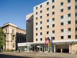 Mercure Hotel Berlin City Berlim - Exterior do Hotel