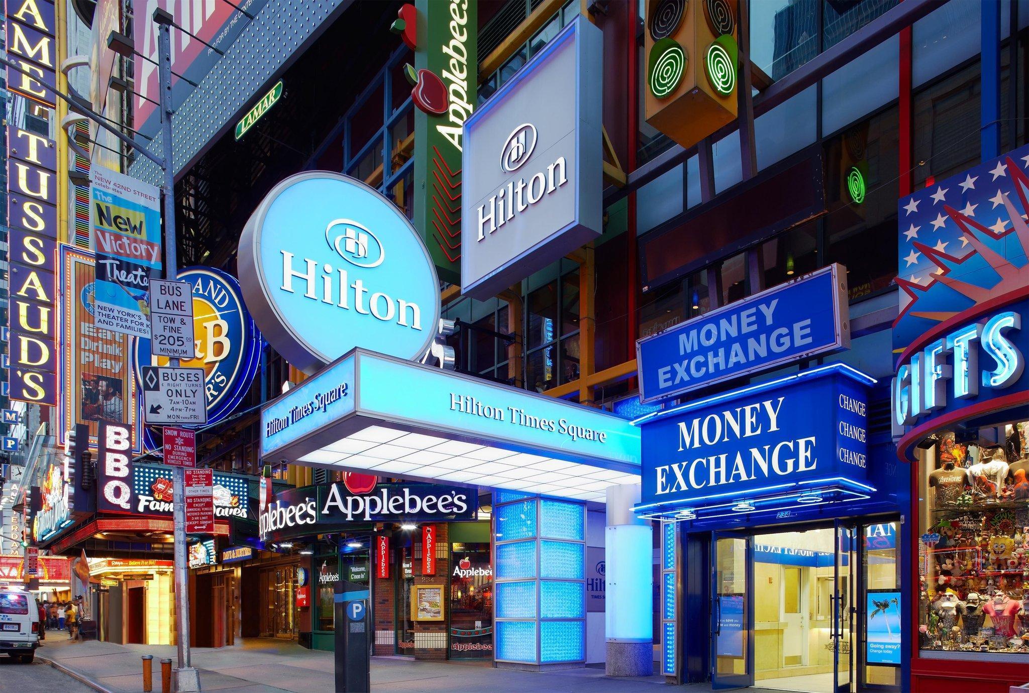 Hilton Times Square Hotel image