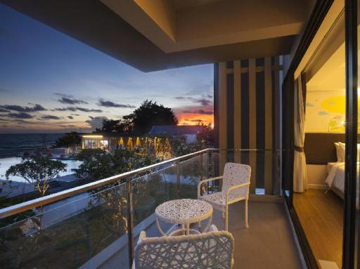 Sand Dunes Chaolao Beach Resort hotel accepts paypal in Chanthaburi