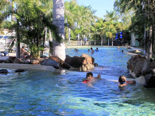 BIG4 Holiday Parks Hotel in ➦ Charters Towers ➦ accepts PayPal