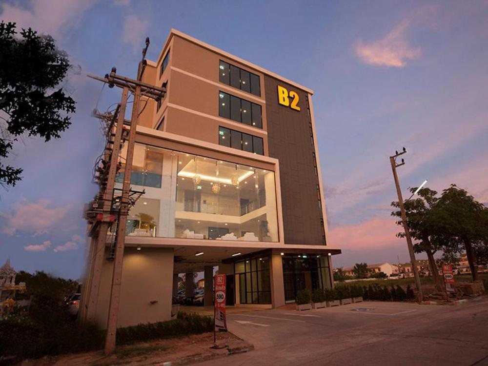 B2 Phitsanulok Boutique and Budget Hotel