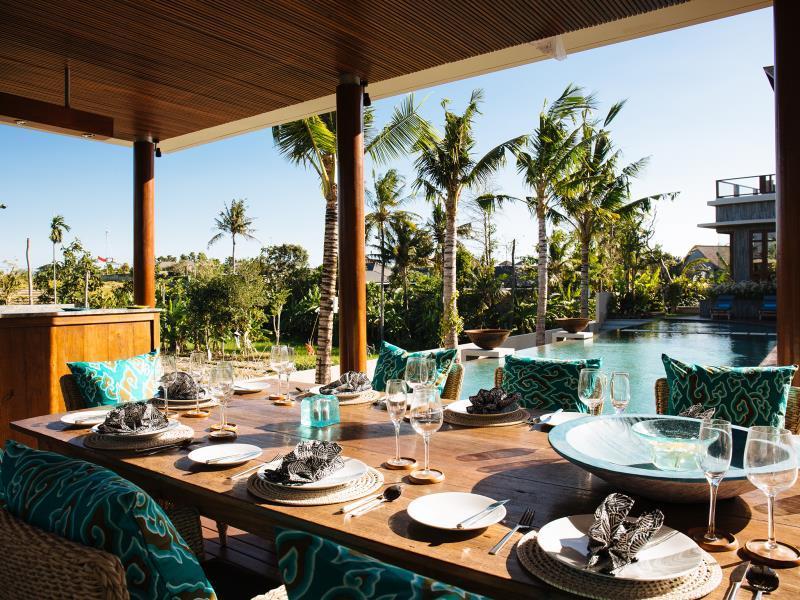 Villa Umah Daun- an elite haven