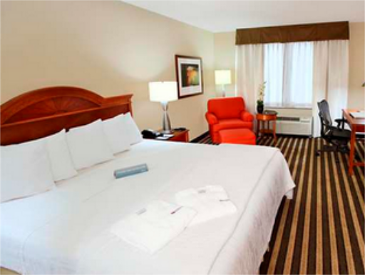 Hilton Garden Inn Fort Lauderdale Hollywood Airport hotel accepts paypal in Fort Lauderdale (FL)