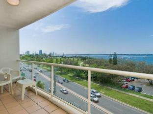 Rays Resort Gold Coast - View