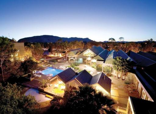 Doubletree Hotel in ➦ Alice Springs ➦ accepts PayPal