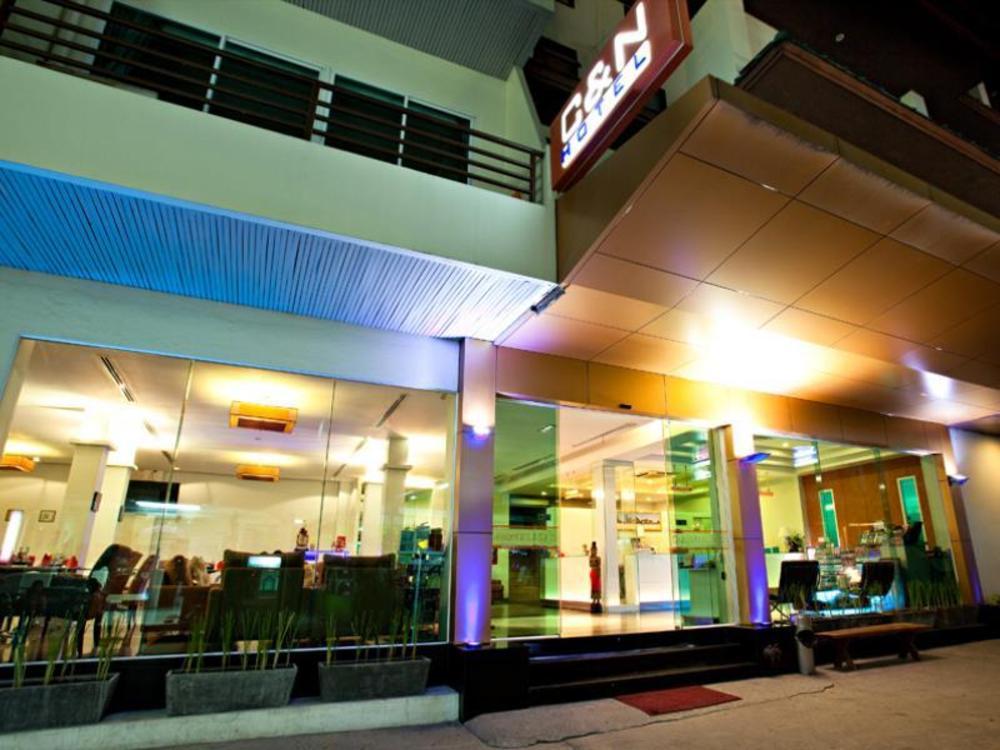 C & N Hotel