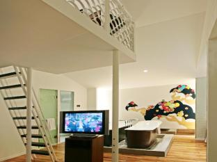 New Majestic Hotel Singapore - Attic Bliss Suite
