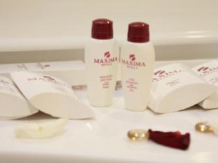 Maxima Slavia Hotel Moscow - Bathroom