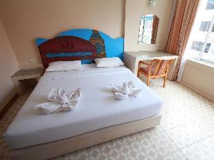 Hotel Boutique Jomtien Pattaya guestroom junior suite