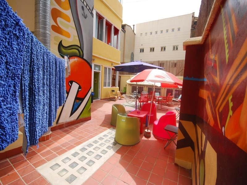 Purple Nest Hostel – Valencia 4