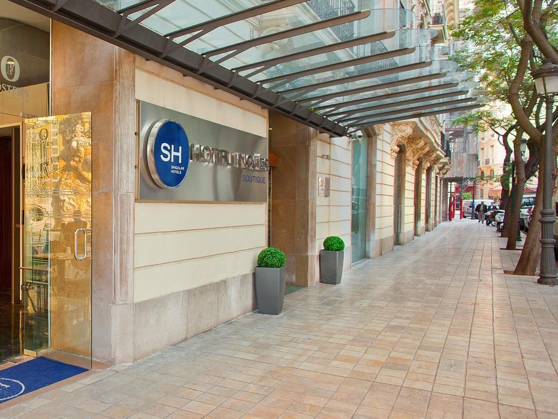 Sh Ingles Boutique Hotel – Valencia 3