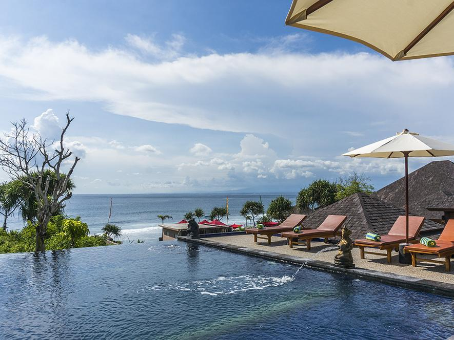 The Ocean Sunset Villa Ceningan
