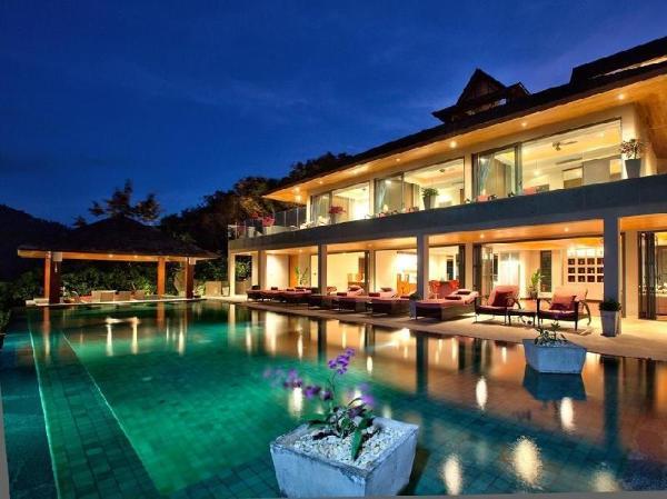 泰国苏梅岛班宏景酒店(Baan Grand View)