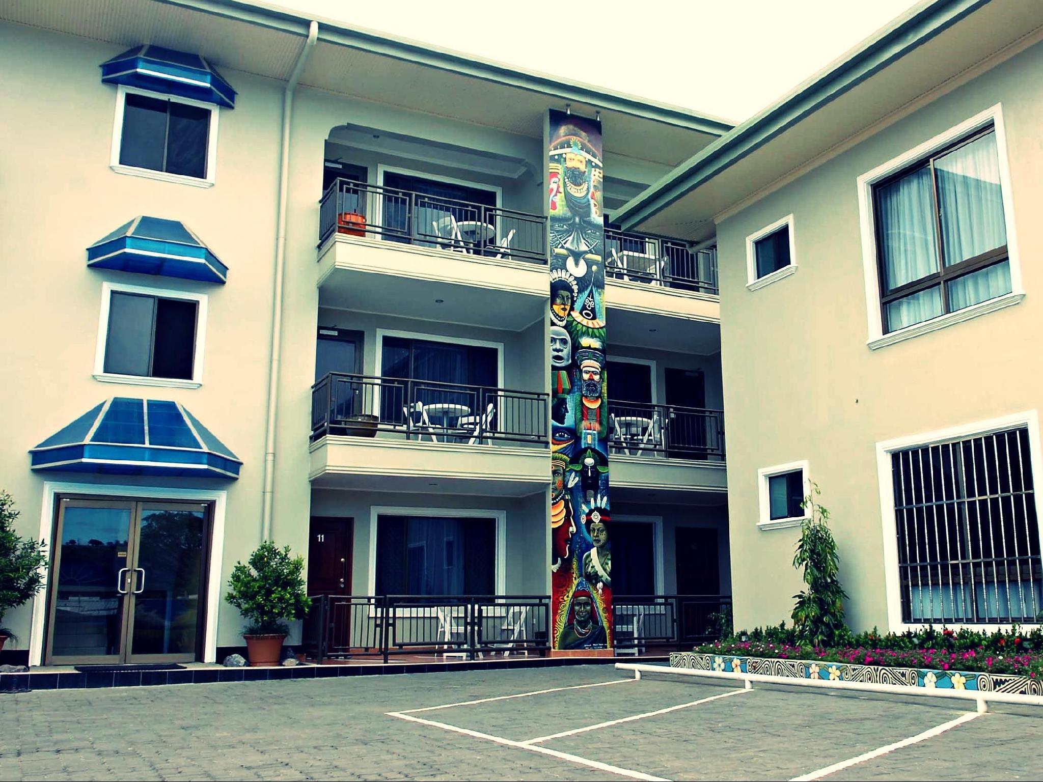 Grand Papua Hotel - Port Moresby