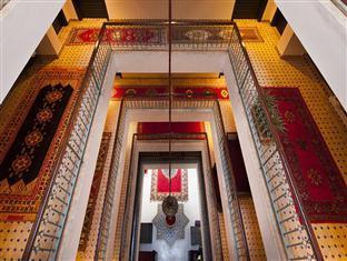 Le Caspien Hotel Marrakesh - Hotel interieur