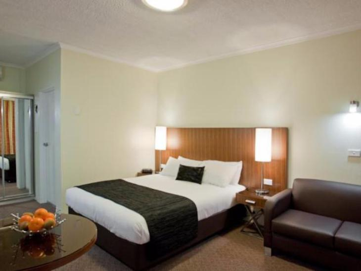 Best Western Central Motel & Apartments photo 5