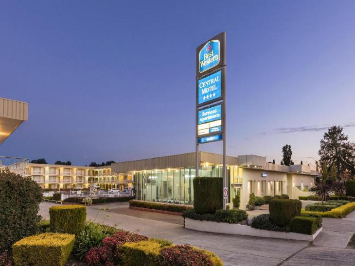 Best Western Central Motel & Apartments photo 1