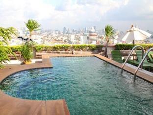 曼谷格蘭維爾飯店 曼谷 - 游泳池