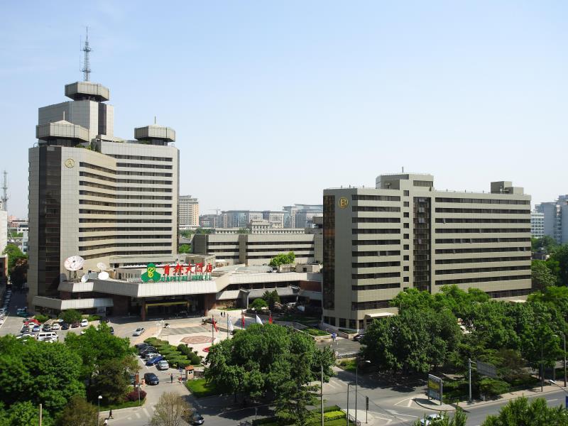 【 dongcheng ホテル】キャピタル ホテル