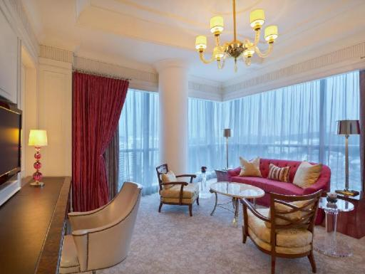 The St. Regis Singapore Hotel hotel accepts paypal in Singapore