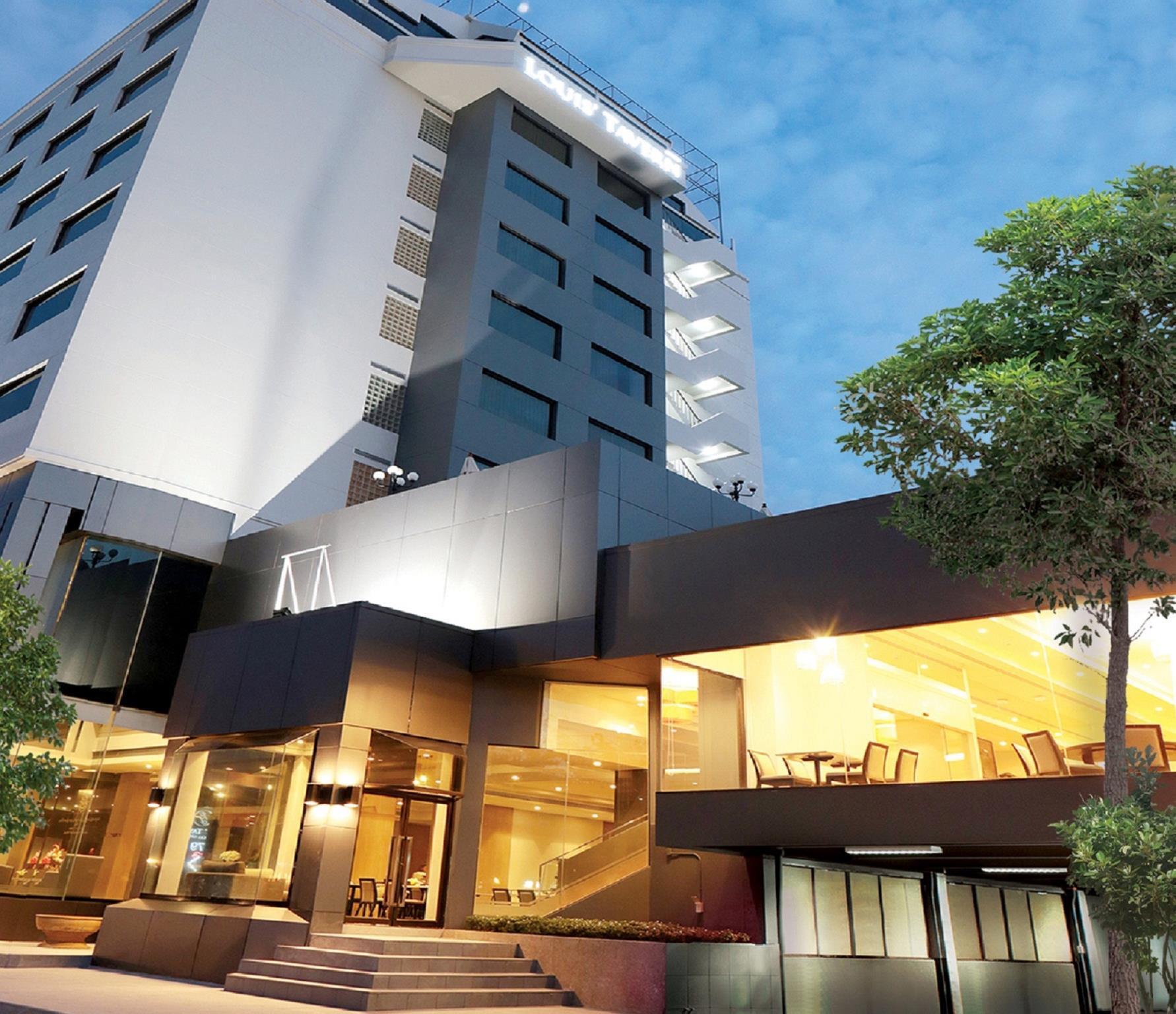 โรงแรมหลุยส์ แทเวิร์น