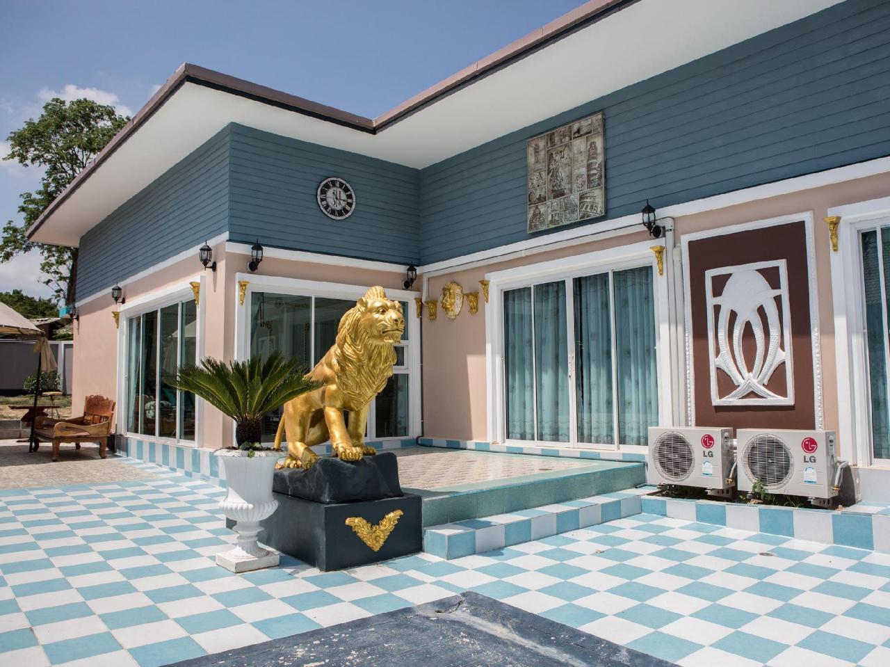 นาร์เนีย รีสอร์ท พัทยา (Narnia Resort Pattaya)