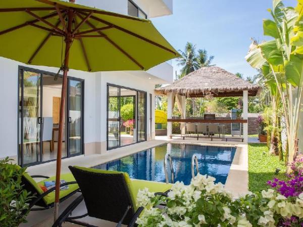 泰国苏梅岛皮纳可拉达豪华别墅(Luxury Villa Pina Colada) 泰国旅游 第1张