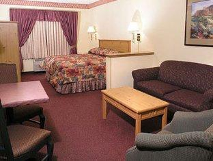 Country Inn & Suites By Carlson Phoenix Airport At Tempe Hotel Tempe (AZ) - Suite Room