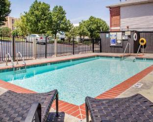 Promos Econo Lodge Inn & Suites Tulsa I-44 - Memorial Drive