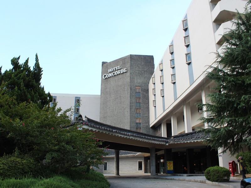 South Korea-콩코드 호텔 (Concorde Hotel)