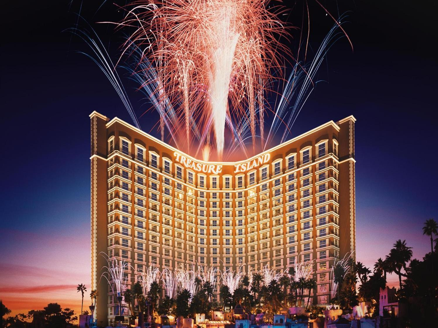 Treasure Island Hotel And Casino Hotels Information Map Reviews Reservation