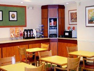 Fairfield Inn Vicksburg Hotel Vicksburg (MS) - Coffee Shop/Cafe
