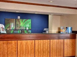 Fairfield Inn And Suites By Marriott Orlando Near Universal Orlando Orlando (FL) - Reception